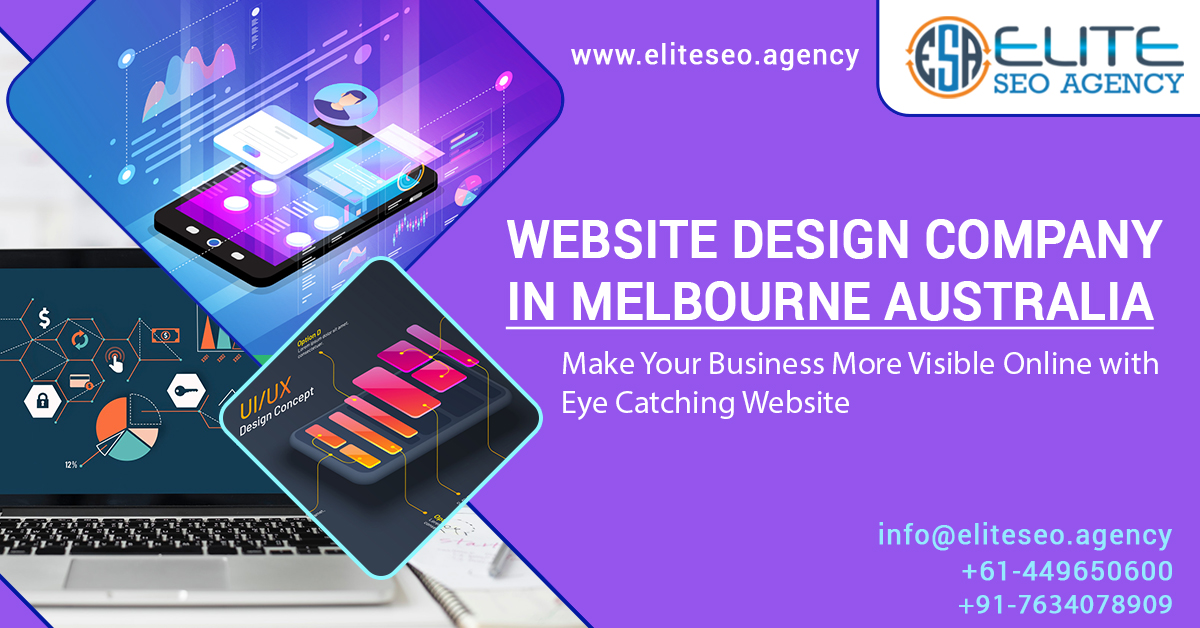 web design company in melbourne australia | Elite SEO Agency